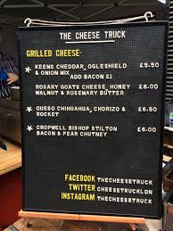 Best Sandwiches In London: The Cheese Truck, Maltby St Market ... Meals On Wheels Street Food Style Grilled Cheese Truck Rolls Into New Iv Residence The Daily Nexus At Food Vibes Book Unique Street Food Caters Feast It Best Sandwiches In Ldon Maltby St Market Streetfoodnhvcom Toasties In Tn Ingrated Solutions Ultimate Toastie Gran Luchito And A Tale Of Two Sittings Project Its A Gid Life