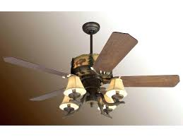 Rustic Ceiling Fan Style Fans For Sale Forest Animals