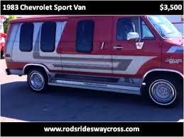 1983 Chevrolet Sport Van Used Cars Waycross GA