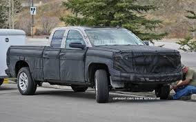 100 Chevy Trucks 2014 Spied Silverado 1500 2500 HD Mules Spotted Testing