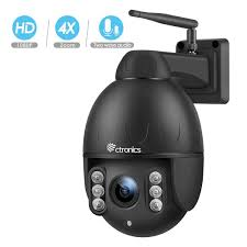 AndThere FHD 1080P Outdoor Bullet Security IP Camera 20m65ft Night