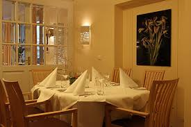 esszimmer in der alten post ein guide michelin restaurant