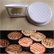 presse cuisine creative rapide 1 set ronde hamburger viande boeuf maker grill