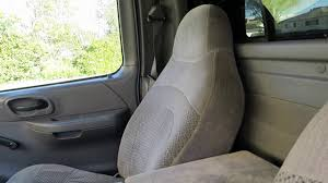 100 Ford Truck Replacement Seats 19972003 F150 XL Seat Upgrade Strongman Garage YouTube