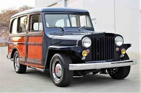Resto-mod 1950 Willys Jeep Wagon | ClassicCars.com Journal 1950 Willys Jeep For Sale Classiccarscom Cc1110885 Pickup Truck History Go Beyond The Wrangler Jake Rodriguez Kaiser Blog 1951 In 1950s Station Wagon Wikipedia Rebuild Truck Pinterest Trucks Classic 1956 Willysoverland 4791 Dyler Hot Rod Network About Cj2a Specs And Find Of Week Autotraderca Ted Tuerk