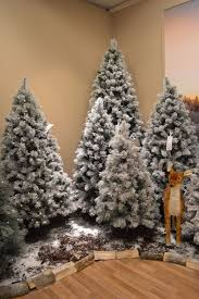5ft 6ft 7ft Or 8ft Snowy Vancouver Mixed Pine Artificial Christmas Tree Green