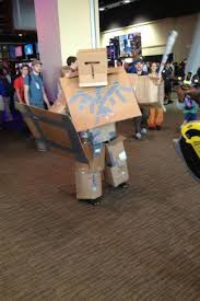 Check Out This Amazing Cardboard Hero Armor Someone Made Too Cool Tco A9JQiOGg