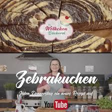 zebrakuchen aus der wölkchenbäckerei