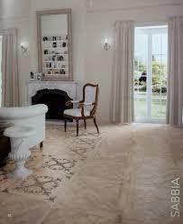 60x60 cm larix sabbia larch wood look porcelain