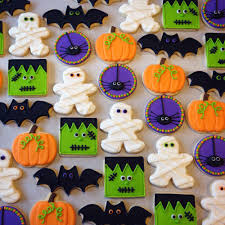Bakery Story Halloween by Home Cookie Connection