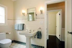 Chandelier Over Bathtub Soaking Tub by Mini Crystal Chandelier Over White Oval Soaking Bathtub And