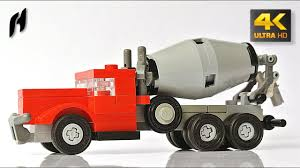 Small Lego Concrete Mixer Truck - Updated Version (MOC - 4K ... Cement Mixer_ Concrete Mixer Trucks For Kids Kids Videos Mixer Cement Mixer Truck Isolated On White Background Stock Photo Toys For Children Monster Toy Okosh Brings Revolutionr Composite Drum To Its Kid Takes A Joyride Nbc News Worlds First Phev Debuts Vehicles Artists Brilliantly Transform Into Giant Cstruction Workers Pour Mix From Yellow Parked In Fornt Of A New Building Under Russian Dashcam Video Of Falling Hole