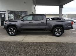 Used 2017 Toyota Tacoma TRD SPORT 4 Door Pickup In Kelowna #94R1562A ... New 2018 Toyota Tundra Trd Offroad 4 Door Pickup In Sherwood Park Used 2013 Tacoma Prerunner Rwd Truck For Sale Ada Ok Jj263533b 2019 Toyota Trd Pro Awesome F Road 2008 Sr5 For Sale Tucson Az Stock 23464 Off Kelowna Bc 9tu1325 Toprated 2014 Trucks Initial Quality Jd Power 4wd 9ta0765 Best Edmunds Land Cruiser Wikipedia Supercharged Vs Ford Raptor Two Unique Go Headto At Hudson Serving Jersey City File31988 Hilux 4door Utility 01jpg Wikimedia Commons