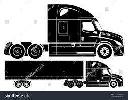 American Concept Semitruck Vector Stock Vector (Royalty Free ... Tesla To Make Autonomous Trucks Financial Tribune Fuel Cells Gain Momentum As Range Extenders For Electric Unveils Semi Truck And Roadster Curbed Industrial Warehouse Interior Delivery Shipping Cargo Western Star Home Mercedes Aero Trailer Concept Increases Efficiency Experts Talk In The Semitruck Business Walmart Debuts Futuristic Truck Introduces Wave Big Rig Wvideo