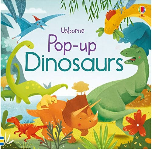 Pop-Up Dinosaurs [Book]