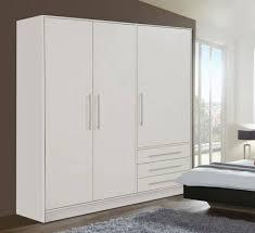 schlafzimmerschrank 145cm weiß matt kleiderschrank schrank modern 96715751