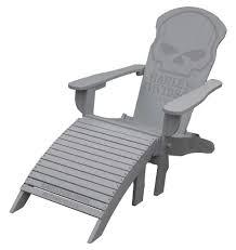100 Harley Davidson Lounge Chair Amazoncom Adirondack And Footrest Combo