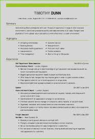 New Resume Objective Retail No Experience Career Change Examples