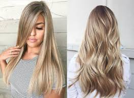 2017 Summer Hair Color Trends Blonde