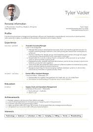 Resume Examples By Real People Business Management Graduate Cv Example Structure Sample Layout Ex Full