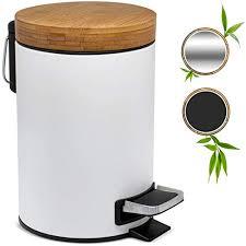 bambus kosmetikeimer günstig kaufen