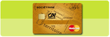 crédit agricole anjou maine gold mastercard sociétaire