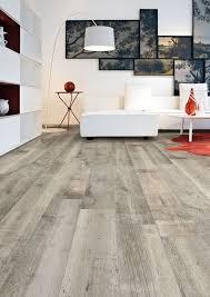 Worn Look Grey Wood Floors Remind Of Barnwood