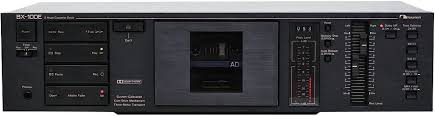 Nakamichi Tape Deck Bx 2 by Nakamichi Bx 100e 1984 1987 Stereo Cassette Decks 2 Pinterest