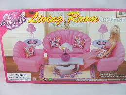 Barbie Fashion Living Room Set by Barbie Living Room Set Barbie Folding Pretty House Living Room