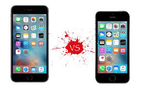 iPhone 6s vs iPhone SE What s The Difference Beyond Size