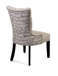 White Fabric Dining Room Chairs Tags : Parsons Chairs Blue ...