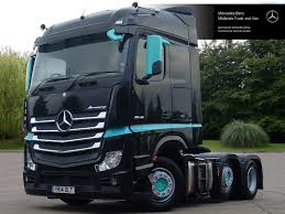 Buy Used 2014 Mercedes Actros 11303 - Compare Used Trucks
