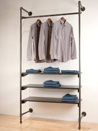 Urban Pipe Clothing Rack Outriggers