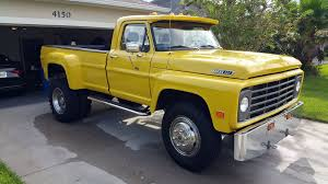 100 Dually Truck Rental 1967 Custom Ford F600 For Sale In 32955 Ford Enthusiasts
