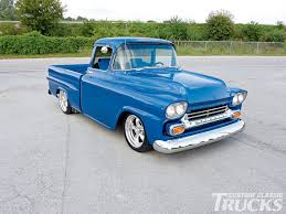 1958 Chevy Apache Pickup Truck - Hot Rod Network 1958 Chevrolet 3800 For Sale 2066787 Hemmings Motor News Spartan Truck Pictures 31 Apache Pick Up Wow Sale Classiccarscom Cc1038240 Chevy Pickup Something Sinister Truckin Magazine 2065258 Restoration On Connors Motorcar Company 195558 Cameo The Worlds First Sport