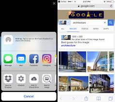 How To Get Google Reverse Image Search Your iPhone In Any App