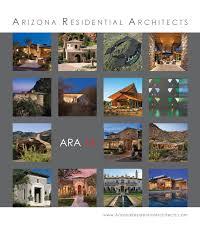 100 Residential Architecture Magazine Arizona Architects 16 ARA 16 By