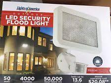 lights of america 9027 fluorex 27w flood light brown ebay