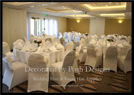 Ivory And White Wedding Decorations For Hire