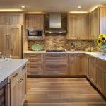 Kitchen Backsplash With Oak Cabinets by Kitchen Backsplash Oak Cabinets Lukang Me