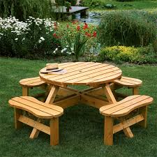 how to build wooden picnic tables boundless table ideas