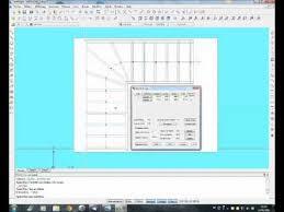 dessiner un escalier avec des logiciels gratuits
