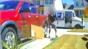 CAUGHT ON TAPE: Charlotte Postal Worker Tosses Package To Front Door ... Usps Made An Ornament That Displays Package Tracking Updates Updated Tracking Texts The Ebay Community Ups Fedex Or Dhl We Do It All Pak Mail Northland Drive Amazon Prime Late Package Delivery Refund Retriever What Does Status Not Mean With Zipadeedoodah 1963 Studebaker Zip Van Program Allows Children To Get Mail From Santa Local News New Tom Telematics Link 530 Webfleet Gps Tracker Work Pro How To Add Track Your Order Page Shopify In 5 Minutes