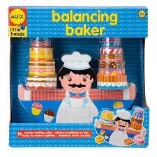 Dora The Explorer Kitchen Set Walmart by Alex Toys Little Hands Balancing Baker Alexbrands Com