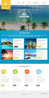 Pleasing Travel Website Templates