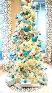 Martha Stewart Christmas Tree Decorations Bright Lit Home Depot Decorating