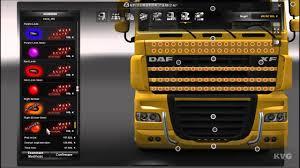 Euro Truck Simulator 2 - Mega Tuning Light Mod | Mods Gameplay [HD ...