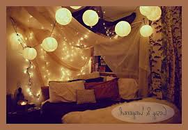 Fairy Lights Bedroom Cool With Photos Of Minimalist