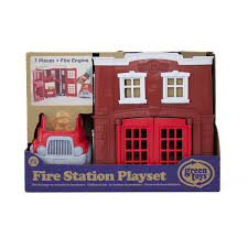 Green Toys Fire Station Playset - Walmart.com Green Toys Fire Truck Nordstrom Rack Engine Figure Send A Toy Eco Friendly Look At This Green Toys Dump Set On Zulily Today Tyres2c Made Safe In The Usa 2399 Amazon School Bus Or Lightning Deal Red 132264258995 1299 Generspecialtop Review From Buxton Baby Australia Youtube Daytrip Society Recycled Plastic Little Earth Nest