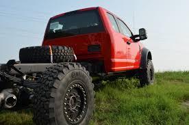 100 6x6 Truck Conversion DBL Design Severe Duty S